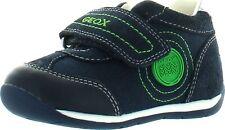 Geox Boys Little Boy Each Boy Navy Casual Fashion Sneakers
