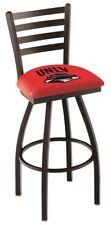 UNLV Rebels HBS Red Ladder Back High Top Swivel Bar Stool Seat Chair