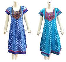 Indian Bollywood Designer Pakistani Embroidery Kurti Woman's Suit Anarkali Tunic