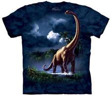 The Mountain Men's Brachiosaurus Dinosaur T-Shirt