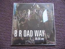 CD + DVD CARDSLEEVE B R OAD WAY - 06:06 am / très bon état
