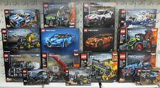 LEGO Technik Sammlung - verschiedene Sets zum Auswählen - alle NEU ungeöffnet