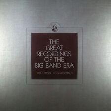 2LP CLAUDE THORNHILL / LOUIS PRIMA - Great Recordings Of The Big Band Era 87/88