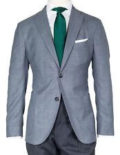 Boglioli giacca da uomo grigio con struttura