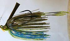 Bob4Bass Flip n Swim Jig Smokey Bluegill CS010