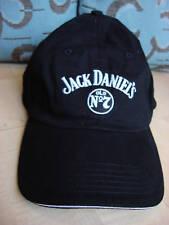 JACK DANIELS NO 7 BASEBALL HAT CAP - BRAND NEW