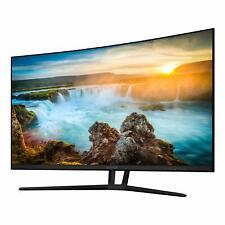 VIOTEK NB32CB 32-Inch LED Curved Monitor Bezel-Less Samsung VA Panel 75Hz 1080P