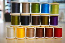 UTC 140 Bindefaden Wapsi USA 25 Farben Auswahl Ultra Thread 140 Denier Nylon UT1