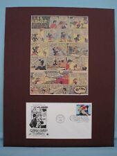Comic Strip Classic - Li'L Abner & First Day Cover