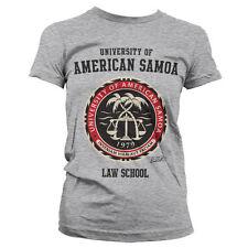 Better Call Saul Anwalt University of American Samoa Damen Women Girly T-Shirt