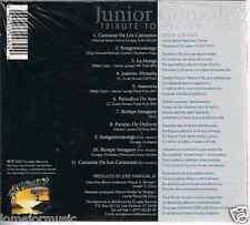 SALSA rare cd JUNIOR GONZALEZ tributo al cantante de los cantantes LA MURGA