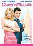 Down with Love (Widescreen Edition), Good DVD, Matt Ross, Warren Munson, John Ay