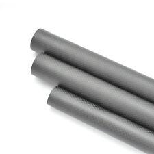 50mm Carbon Fiber Tube OD50mm x ID 44mm 46mm 47mm 48mm x 500mm Wrapped Pole