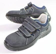 LUPOS SL-5 Zapatos De Seguridad Zapatos De Trabajo Planos Cierre adhesivo