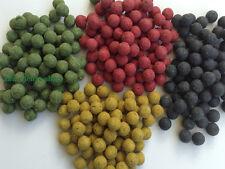 boiles pesca carpa boilies da innesco e pastura vari aromi diametro 20 kg. 1 - 5