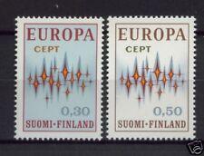 Finland 1972 SG#790-1 Europa MNH Set