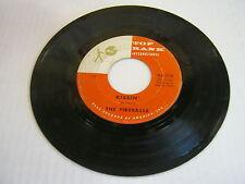 FIREBALLS Kissin'/Foot Patter 45 RPM Top Rank Records
