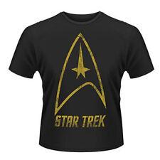 T-shirt HOMME STAR TREK Taille S M L XL XXL 2XL logo starfleet enterprise wars
