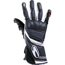 Richa WSS cuir sport été COURSE CRUISER gants moto - Noir/Blanc