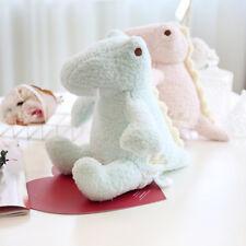 Little dinosaur plush toy cushions decorative pillows hand rest home decor