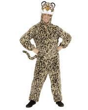 Costume Carnevale Leopardo In Caldo Peluche PS 26082