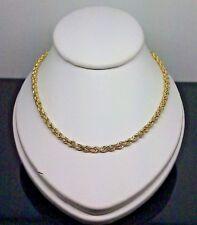 "10 kt Yellow Gold Chain 2.5mm In 20 Inch ,22"",24"",26"",28"", 30 inch Diamond Cuts"