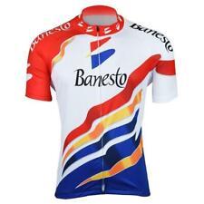 Retro Banesto Indurain Vintage Cycling Jersey