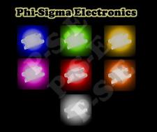 SMD DEL: diverses couleurs: 0402, 0603, 0805, 1206, PLCC - 2 PLCC - 6, 5630/5730