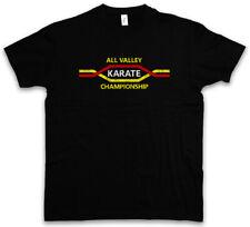 ALL VALLEY KARATE CHAMPIONSHIP T-SHIRT Kid Tournament Logo Martial Arts Kung Fu