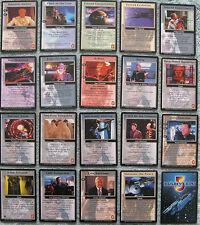 Babylon 5 CCG Deluxe Edition Rare Card Selection [Part 2/4]