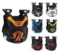 Thor Plastron Sentinel Gp Descente Mx Motocross Réservoir Taille