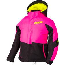FXR Child Girls Kids FRESH WARM WINTER SNOW Sledding JACKET COAT - 8-10-12-14-16
