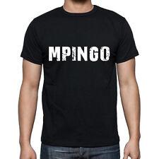 mpingo Tshirt, Homme Tshirt Noir, Mens Tshirt black, Cadeau, Gift