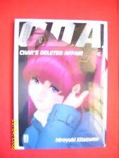 GUNDAM C.D.A. N° 6-DI: HIROYUKI KITAZUME -MANGA STAR COMICS - cda- esaurito