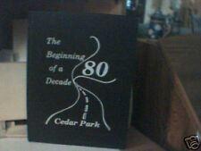 1979-1980 Cedar Park Year Book