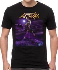 Anthrax Suzerain M, L, XL, 2XL Black T-Shirt
