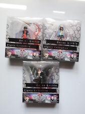 Anime Buso Renkin Kazuki Tokiko Koshaku Figure Collection Set ORAGANIC Japan