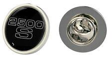 """TRIUMPH 2500 'S """"LOGO della frizione pin badge scelta di oro/argento"""