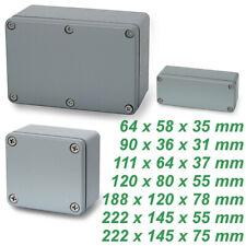 Aluminium Leergehäuse Metall Industriegehäuse IP65 IP66 Gehäuse Box Kasten Dicht