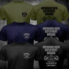 New Japan Amphibious Rapid Deployment Brigade JGSDF Marine Unit Military T-shirt
