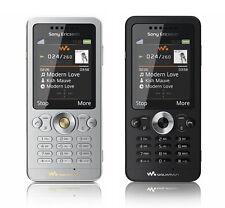 Original Sony Ericsson W302c W302 2MP Bluetooth mp3 Classic Mobile Phone