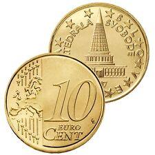 Ek // 10 Cent Slovénie : Sélectionnez une pièce nueve