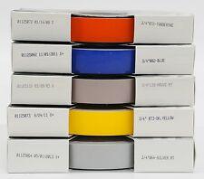 "3/4"" x 150' Three Quarter Inch Roll Solid Premium Accent stripe"