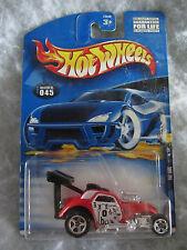 Hotwheels   Fiat 500C   Red    2000-045  1:64 scale  NOC  w-12
