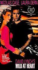 Wild at Heart (VHS, 1991)