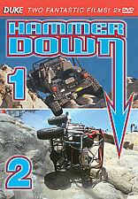 Hammer Down 1 & 2 DVD - 4x4, Monster Truck Action