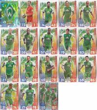 Match Attax 2015/16 - Einzelkarten 37-54 - aussuchen