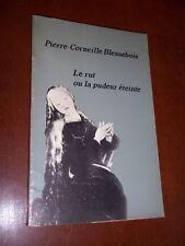 """""""HISTOIRE AMOUREUSE"""" PIERRE-CORNEILLE BLESSEBOIS (1970) EROTIQUE DU XVIIe s."""