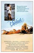 65795 Splash Movie Tom Hanks, Daryl Hannah Wall Print Poster CA