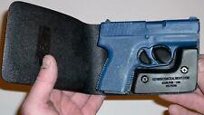 Wallet Holster For Full Concealment - Kahr PM9/CM9 - Kevin's Concealment